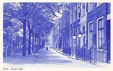 Netherlands Postcard - Holland - Delft - Oude Delft    DR716