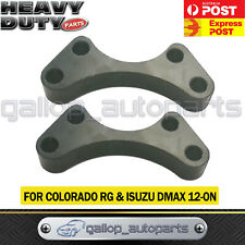 2 x Front Ball Joint Spacers 16MM for Isuzu D-Max Holden Colorado RG 4WD 2012-ON