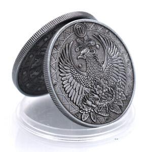 Business Souvenir Gifts Scorpio Copper Coin Collectible 12 Constellation Coin