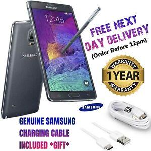 Samsung Galaxy Note 4 32GB SM-N910F 5.7'' Grade A* Unlocked *1 Year Warranty*