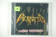 INTERPUESTO EN VIVO!!! LATIN CD SEALED
