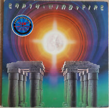 "33T I AM EARTH WIND & FIRE Vinyl LP 12"" IN THE STONE - CAN'T LET GO - CBS 86084"