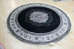 Circular Circle Round Rugs Floor Carpets Small Extra Large Mats Modern Cheap UK