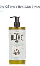 Korres Pure Greek Olive Oil Mega Size Shower Gel 1000ml