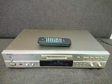 Denon Dmd-800 Md Mini Disc Deck Player Recorder Pre-Owned