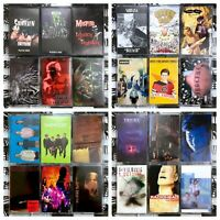 BUILD UR OWN Cassette Lot 90's Alt-Rock - Misfits, Nirvana, Weezer, Korn + More!