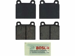 Front Brake Pad Set For 1977-1980, 1982-1984 Ferrari 308 GTS 1978 1979 B524ZJ
