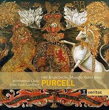 John Eliot Gardiner - Purcell: Hail, Bright Cecilia, Music For Queen M (NEW 2CD)