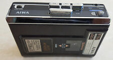 AIWA HS-TO6 MKII Vintage Walkman AM-FM Stereo Radio Cassette Player