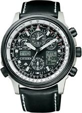Citizen PMV65-2272 Promaster Sky Eco-Drive Solar Atomic JAPAN Free Shipping EMS