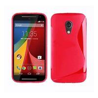 Motorola Moto G (2° GENERAZIONE S-LINE SILICONE GEL CUSTODIA COVER