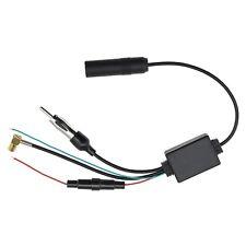 12V Fahrzeugantenne Digitaler Funksignalverstärker SMB-Winkelsteckerkabel
