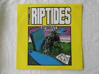 RIPTIDES RARE 1987 Double LP Album  Aust 1st Pressing In Superb N Mint Condition