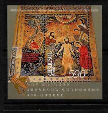 ARMENIA Sc 690 NH issue of 2004 - SOUVENIR SHEET - ART