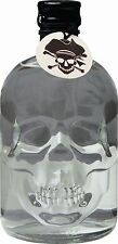 (1L/35,80€) SeaWolf Captains Spirit Wodka Totenkopf-Flasche 37,5% Vol. 0,5 Liter