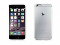Genuine Griffin Ultra Thin Reveal Case for iPhone 6 Plus / 6s Plus White/Clear