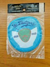 1969 Los Angeles DODGERS Patch - Original in Package - MINT Unopened Condition