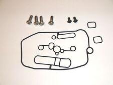 Keihin FCR Carburetor Mid Body O-ring Screws Rebuild Kit Kawasaki Yamaha Honda