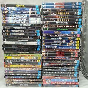 DVD Super Heroes