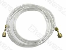 "Transparent A/C Manifold Charging Hose 3Meter 1/4""Flare (THR22-30)"