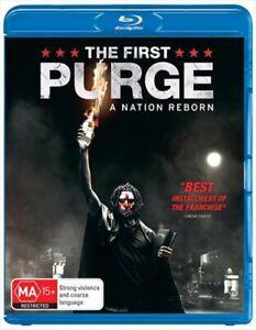 First Purge, The Blu-ray
