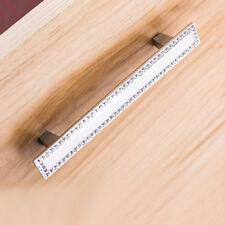 5PCS 128mm diamond kitchen cabinet handles crystal dresser drawer wardrobe pull