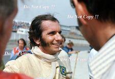 EMERSON FITTIPALDI COPERSUCAR F1 Ritratto British Grand Prix 1976 Fotografia