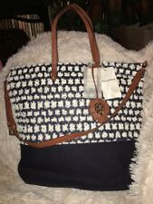 Tommy Bahama KOKI Beach Tote, TB1154X, NAVY NEW