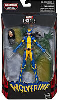 Marvel Legends ~ X-23 AS WOLVERINE ACTION FIGURE ~ BAF Sauron Deadpool Series 2
