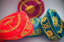Genuine Fez Authentic Folkloric Turkish Fes Oriental Tarboosh Muslim Ottoman Hat