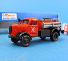 Roco H0 1317 OPEL BLITZ TLF 15 Feuerwehr SALZBURG Löschfahrzeug OVP HO 1:87