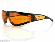 Lunettes moto BOBSTER SHIELD II orange