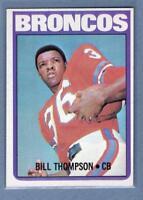 1972 Topps #24 Bill Thompson EX-MT GO181