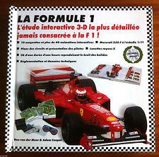 LA FORMULE 1 L'étude interactive 3D la plus détaillée jamais consacrée à la F1 !