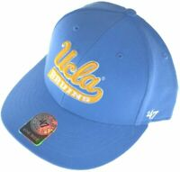 NCAA UCLA Bruins Adjustable Cap Hat Adult Blue College '47 Brand