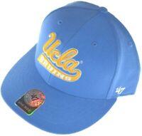NCAA UCLA Bruins Adjustable Cap Hat Adult Blue College '47 Brand