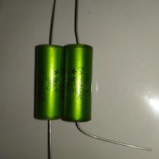 100pF 1600V 20/% M Condensatore Poliestere 5x18x10mm passo 15mm ERO 3pz
