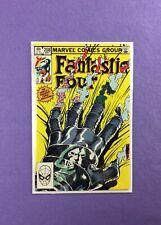 Fantastic Four #258 (1983): Doctor Doom!  John Byrne!  FN (6.0)!