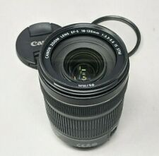 Canon EF-S 18-135mm f/3.5-5.6 IS STM Lens - Plus Filter