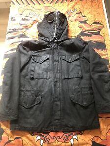 Vintage CP Company M65 Explorer Goggle Jacket Size 50 XL.