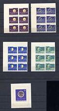TOP ALBANIEN 1964, MiNr. 844 - 847 (x 6) + Block 25, **, postfrisch, LUXUS, E10