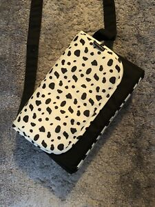 My Babiie Changing Bag BNWOT ❤️ Dalmatian Print Black And Cream