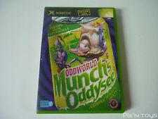 MICROSOFT XBOX / Oddworld Munch's Oddysee [ Version PAL FR ]