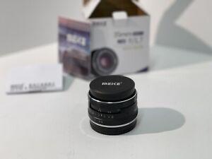 Meike 35mm f/1.7 Lens for Fujifilm X Series