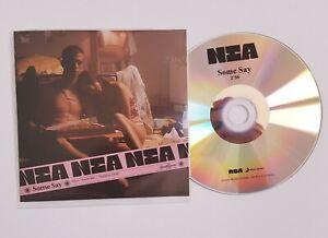 NEA : SOME SAY ♦ FRENCH CD PROMO  ♦ --  Anna Linnea Södahl :  African-Swedish