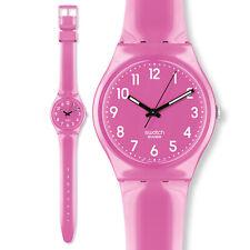 da8c9f673650 Swatch Gent Dragon Fruit gp128 Reloj Rosa Mujer Chica Nuevo de Colección