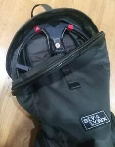 Backpack For Metal Detector XP Deus Rucksack Bag Black