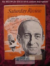 Saturday Review March 13 1954 RAYMOND ARON ALISTAIR COOKE A. P. HERBERT