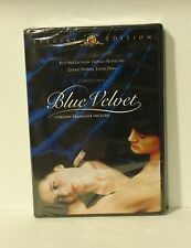 Blue Velvet (DVD, 2002, Special Edition, Canadian) NEW AUTHENTIC REGION 1