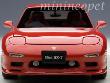 AUTOart 75969 MAZDA RX-7 (FD) TUNED VERSION 1/18 DIECAST MODEL CAR VINTAGE RED